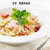 20 Repas Pâtes à la carbonara protéinées - Régime protéiné