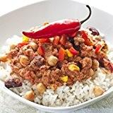 7 Repas Chili protéinés - Régime protéiné