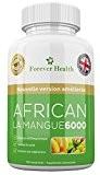 African Mango 6000 * LEPTINE Brûleur de Graisse * Pilule Amincissantes Mangue Africaine Diète Brûleur de Graisses Pour la Perte ...