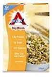Atkins - Barres Proteinees Pour Regimes, Au Muesli Croustillant 350 Grammes