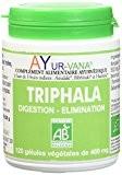 AYur-vana Triphala Bio 120 Gélules
