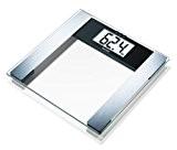 Beurer - BG 17 - Impédancemètre en verre