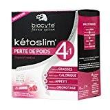 Biocyte Kétoslim Perte de Poids 4 en 1 45 Sticks