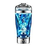 Bouteille mélangeur,Digoo DG-VX1 Shaker protéines à vortex électrique,Mélangeur de vortex auto,Bouteille mélangeurs électriques pour les jus Cocktails café thé Shaker ...