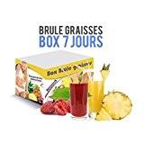 Box Brûle Graisse 7 jours 35 produits minceurs