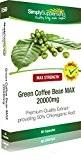 Café Vert MAX 20000mg | Favorise la perte de poids | 60 Gélules | Simply Supplements