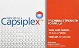 Capsiplex Premium Complément alimentaire naturel de perte de poids et brûleur de graisse ultra puissant - 30 gélules
