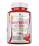 Cétone Framboises PURE Raspberry Ketone TRES FORTE 1000mg Comprimé De Régime - Perdez jusqu'à 4.5 Kilos en 4 Semaines ! ...