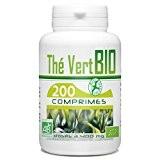 Comprimés Bio - Thé Vert 200