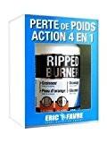 Eric Favre Bruleur de Graisses Ripped Burner 90 Comprimés