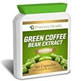 Extrait de Grain de Café Vert Green Coffee Bean 1000mg Diète Minceur Perte de Poids Amaigrissant Brûler les graisses RAPIDEMENT ...