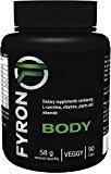 FYRON Body - 90 capsules - 100% NATUREL - extrait de Guaranà - Café vert - Vitamines B6 & B12 ...