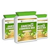 Garcinia Cambogia Max - Brûler Les Graisses RAPIDEMENT ! 360 Comprimés - Perdez Jusqu'à 7.5 Kilos en 12 Semaines ! ...