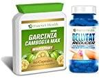Garcinia Cambogia Wholefruit + BELLY FAT REDUCER graisse du ventre réducteur * Brûler Les Graisses RAPIDEMENT * 120 Pilules - ...