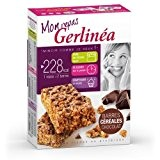 Gerlinéa - Barres céréales chocolat