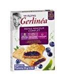 Gerlinéa - Barres repas Fourrées Pomme Myrtille Gerlinéa