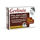 GERLINEA - GER191838 - Brûleurs de graisse Pause Cafe Minceur Nutri Soins - Etui de 16 sticks