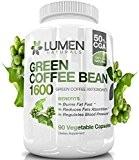 Grains de Café Vert Pur Extrait - Brûle-graisse de puissance maximum - 90 pilules amincissantes puissantes pour accélérer la perte ...