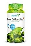 Green Coffee Ultra+ Café Vert 800mg (60 gélules) Approvisionnement de 30 jours - supplément de perte de poids