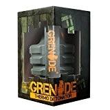 Grenade brûleur graisse Thermo Dénotateur x 100 gélules est sans aucun doute le brûle-graisse le plus efficace disponible à ce ...