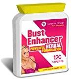 Herbal Bust Enhancer - Ce Supplément à Base de Plantes Naturelles va Augmenter la Taille de Votre Poitrine Sans le ...