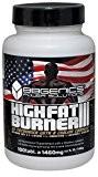 HighFat Burner III, alimentation / définition Supplément de haute qualité, 200 comprimés