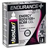 Isostar - ISOSTAR - Nutrition - LONG DISTANCE ENERGY + BCAA Fruits rouges