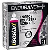 Isostar - ISOSTAR - Nutrition - LONG DISTANCE ENERGY + BCAA Fruits rouges