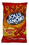 Jolly Ranchers Hard Candy Cinnamon Fire Sac 198g