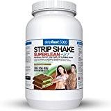 La Diète De Protéine de Whey Shakes, 5x brûleurs de graisse pour maxi perte de poids et la nutrition optimale ...
