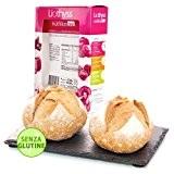 Liothyss nutrition - Préparation pour pain protéiné - Sans Gluten - Boîte de 4 sachets