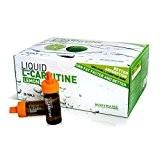 Liquide Acetyl L-Carnitine | Fort 2000mg Acetyl L-Carnitine Flacons | Perte de poids efficace | Pratique 20x10m flacons de citron ...