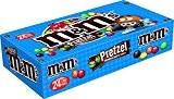M&M Pretzels Bonbon au Chocolat 32.3g (Pack de 24)