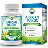 Mangue Africaine pour Perdre du Poids et Brûler les Graisses. Contrôle les niveaux de leptine pour une perte de poids ...