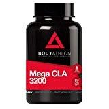 MEGA CLA 3200 - BRULEUR DE GRAISSE - Omega 6 acides linoléique