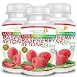 MEILLEURE OFFRE POUR Raspberry Ketone Max (3 mois) - cétone framboise Nutrition Slimming - le supplément de perte de poids ...