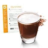 Minceur D - Flan Chocolat hyperprotéiné - Pochette de 7 sachets MinceurD
