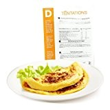 Minceur D - Omelette méditerranéenne hyperprotéinée - Pochette de 7 sachets MinceurD