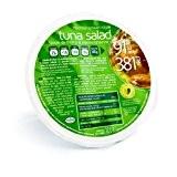 Minceur D - Salade de thon à la méditerranéenne Hyperproteinée MinceurD