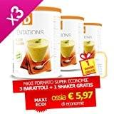 Minceur D - Velouté Légumes en Pot ECO + 1 shaker offert - LOT DE 3