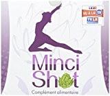MINCI SHOT 14 Ampoules + 1 Guide Minceur
