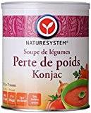 Nature system Complément Alimentaire Soupe Perte de Poids au Konjac 300 g