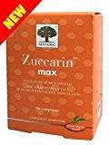NEW NORDIC - Zuccarin Mûrier MAX Feuilles de Murier Japonais - Boite de 120 Comprimés