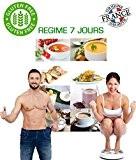 NOUVEAU !!! SANS GLUTEN - REGIME Hypocalorique 7 Jours - 32 préparations SAVOUREUSES pour Plats-Desserts-Boissons - Certifié conforme aux normes ...
