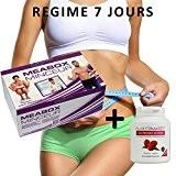 !! NOUVEAUTE MINCEUR !! MEABOX MINCEUR - Régime 7J - 21 préparations savoureuses + Cure de 60 gélules du complément ...