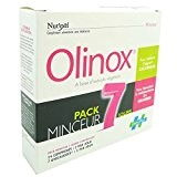 OLINOX PACK MINCEUR 7 JOURS -14 COMPRIMES + 7 UNICADOSES