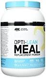 Optimum Nutrition Optilean Substitut de Repas en Poudre Vanille 954 g