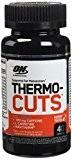 Optimum Nutrition Thermocuts Complément Alimentaire 40 Capsules