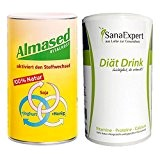 Pack minceur Almased Fast2Fit Drink, milk-shakes hyperprotéinés