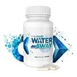 Puissant Diurétique 100% Naturel - Water Away - Elimine la Rétention d'Eau - Aide à maigrir rapidement